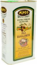 Minos extra virgin olive oil z Krety 3000ml