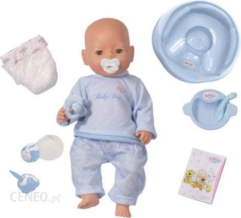 Lalka Zapf Creation Baby Born Chłopczyk Magiczne Oczy