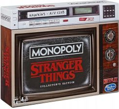 Monopoly Stranger Things Collector's Edition (gra