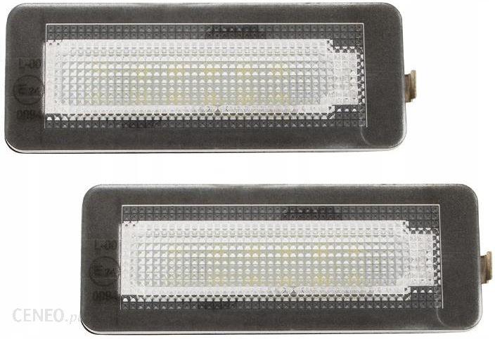 Lampka tablicy rejestracyjnej PODŚWIETLENIE TABLICY SMART FORTWO W450 W451 W453 A4518200256 Opinie i ceny na Ceneo.pl