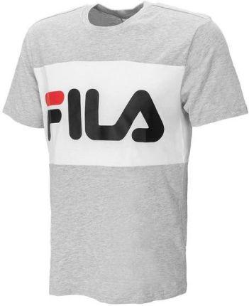 FILA T SHIRT SS DAY TEE 681244A216 | kolor NIEBIESKI