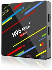 H96 Max+ Smart Tv Box 4/32GB