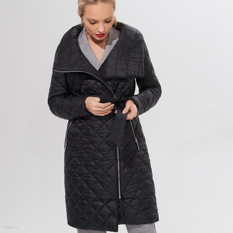 plaszcz pikowany damskie płaszcze i kurtki adidas, porównaj