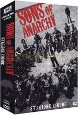 Sons Of Anarchy - Season 5 (Synowie anarchii - Sezon 5) (4DVD)