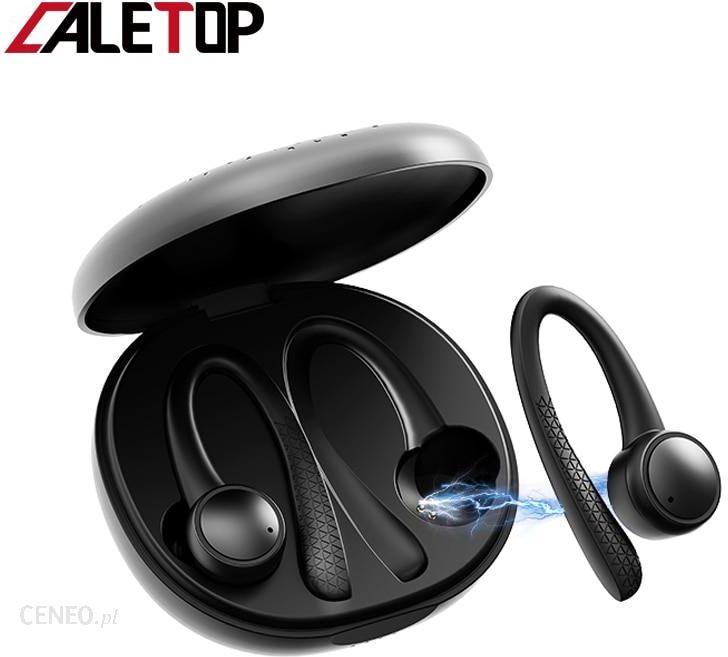Aliexpress Tws 5 0 Słuchawki Bluetooth Dla Iphone A Dla Xiaomi Słuchawki Bezprzewodowe Z Mikrofonem Sportowe Ceneo Pl