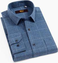 Amazon kayhan męska koszula Slim Fit lekka, Super nowoczesna  micPZ