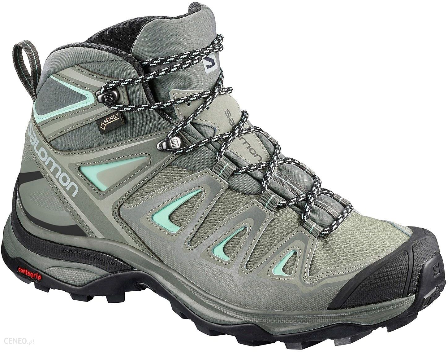 Salomon X ULTRA 3 Hiking shoes shadowcastor gray