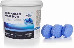 Aquapool Chlor W Tabletkach Do Basenu Blue 200g Niebieska Woda 5kg Ceny I Opinie Ceneo Pl