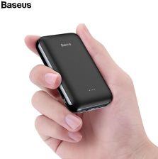 AliExpress Baseus 10000 mAh mini powerbank małe przenośna ładowarka 10000 mAh powerbank do iphone'a Xiaomi Ceneo.pl