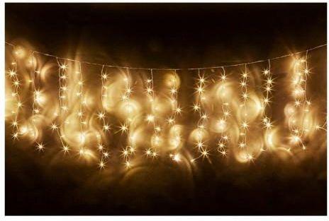 Rebel Lampki Biale Kurtyna Swietlna 330 Led Ip44 E307 Opinie I Atrakcyjne Ceny Na Ceneo Pl
