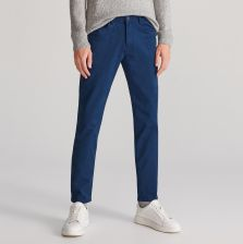 Reserved Spodnie garniturowe Granatowy męska Ceny i