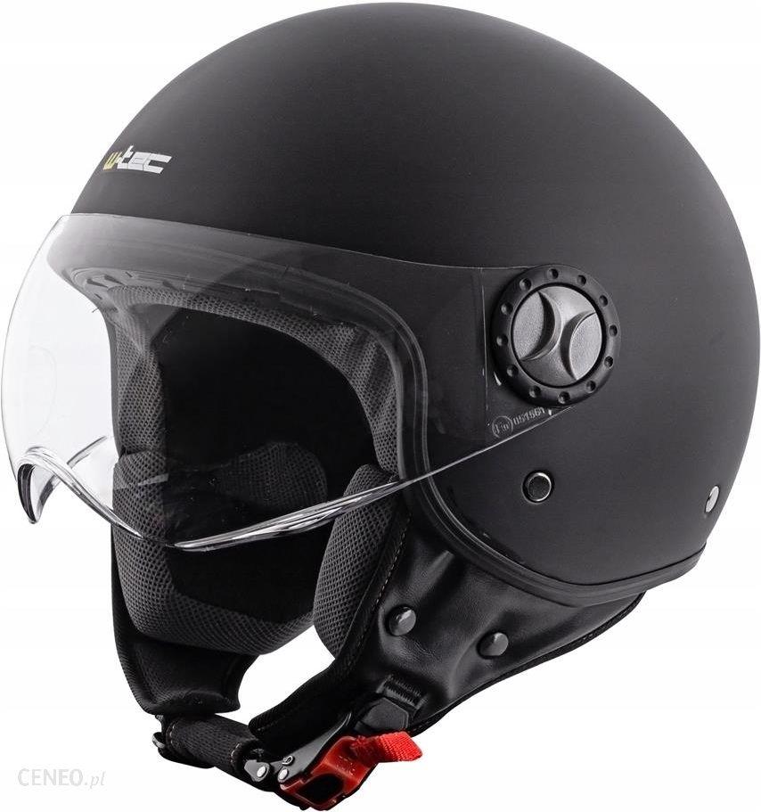 Kask motocyklowy na skuter, chopper W-tec FS-701MB