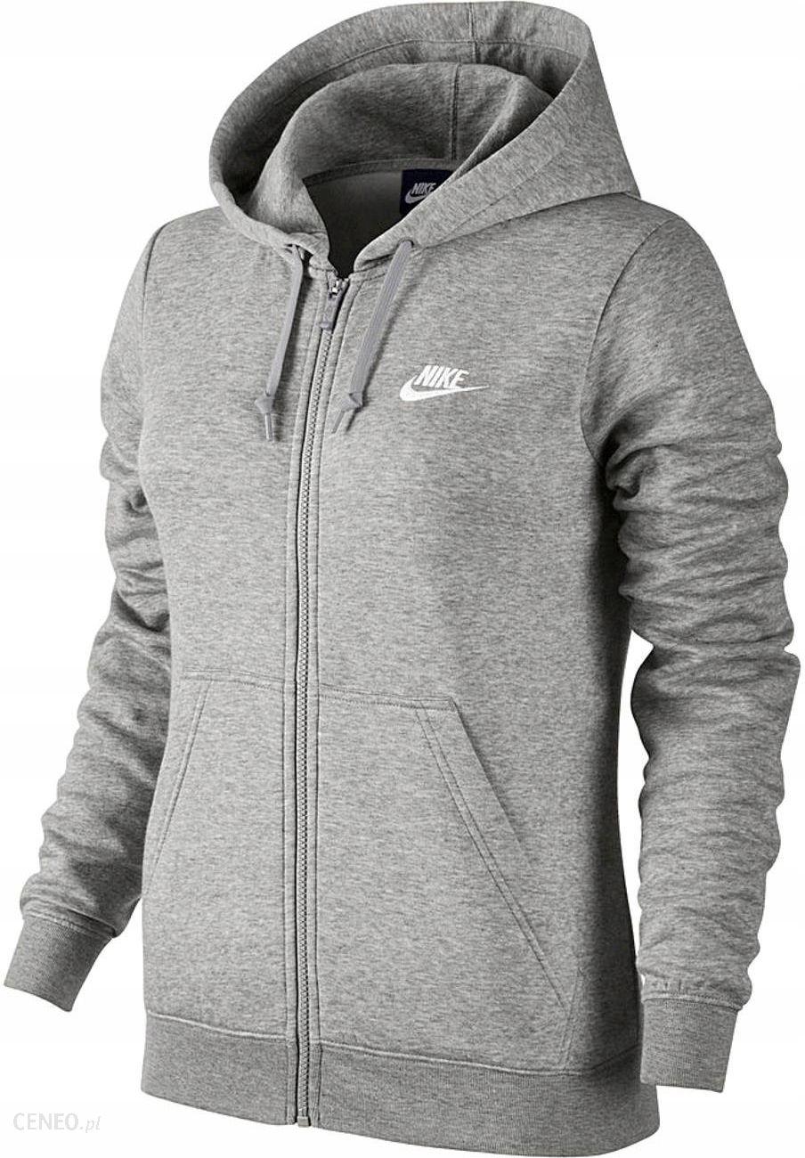 Bluza Nike W Nsw Hoodie Fz Flc 803638 063 Xs Ceny i opinie Ceneo.pl