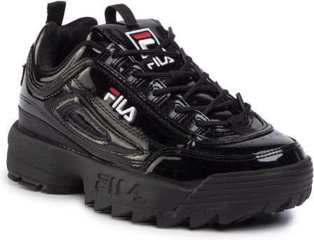 Sneakersy FILA Disruptor M Low Wmn 1010441.25Y Black