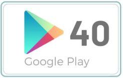 Kod Podarunkowy Google Play 50 Zl Karta Pre Paid Podarunkowa Ceny I Opinie Ceneo Pl