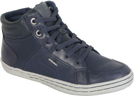 Buty damskie sneakersy Vans Sk8 Hi VA38GEQ9U CZERWONY