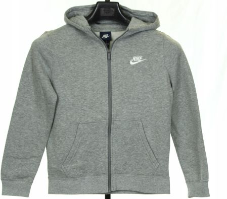 BLUZA NIKE BRUSHED FLEECE FULL (158 170) Ceny i opinie