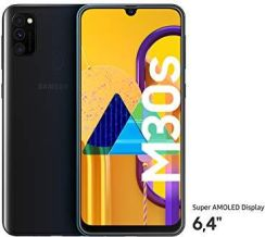 AMAZON SAMSUNG GALAXY M30S 64 GB 6,4 CALA FHD+ ANDROID 9 PIE - WERSJA NIEMIECKA