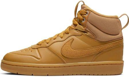 Nike Buty męskie Nike Air Force 1 High'07 Złoto Ceny i