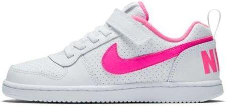 Nike Buty dla małych dzieci Nike Pico 5 Biel Ceny i