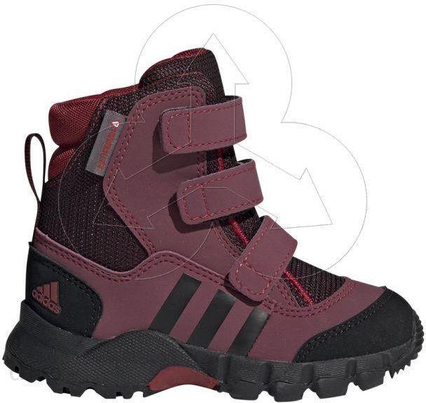 Adidas Holtanna Snow Bordowy Ef2961