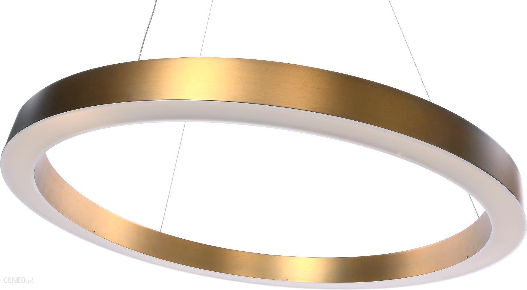 Lampa Wisząca Ring Led Xl śr 80 Cm Opinie I Atrakcyjne Ceny Na Ceneo Pl