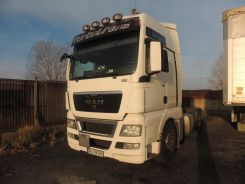 MAN TGX 480 EFFICIENTLINE