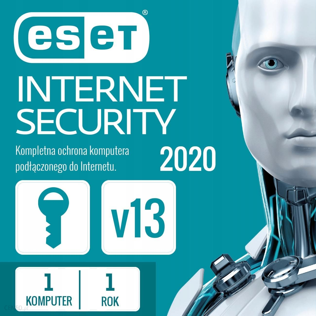Eset Internet Security 1Pc 1Y