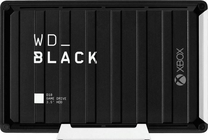 "WD Black D10 12TB USB3.0, skirtas ""XBOX ONE"" (WDBA5E0120HBK-NESN)"