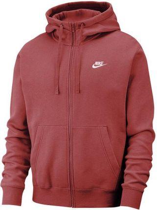 Bluza męska Sportswear Club Fleece Full Zip Nike (black