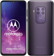 Motorola One Zoom 4/128GB Purpurowy