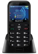 ALLVIEW D2 Senior Czarny - Opinie i ceny na Ceneo.pl