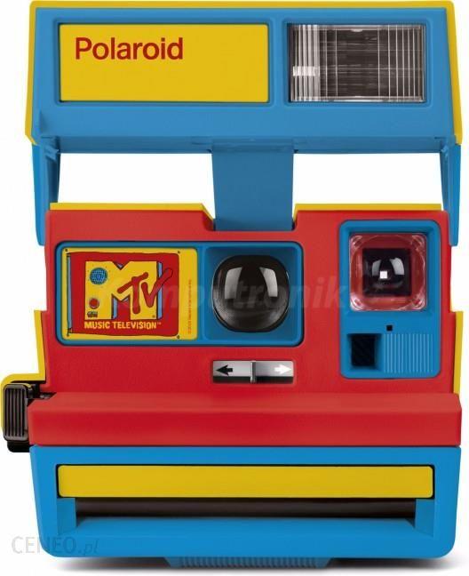 Polaroid Originals 600 MTV Edition (112860)
