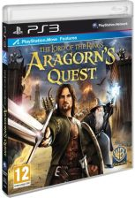 Lord of the Rings: Aragorns Quest (Gra PS3)