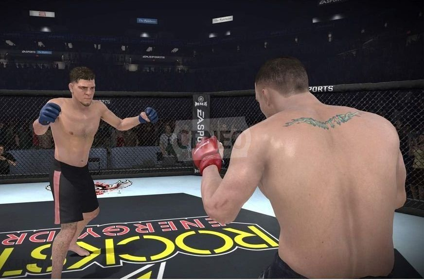 EA Sports MMA (Gra PS3)