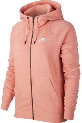 Bluza damska Sportswear NSW Rally Crew Nike (różowa) SPORT SHOP.pl