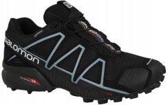 Salomon Buty damskie Speedcross 4 GTX W BlackBlack roz 38 23 383187) 383187