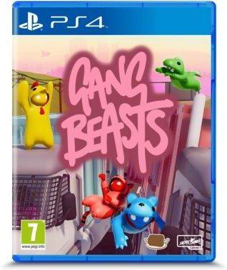 Gang Beasts Gra Ps4 Ceny I Opinie Ceneo Pl
