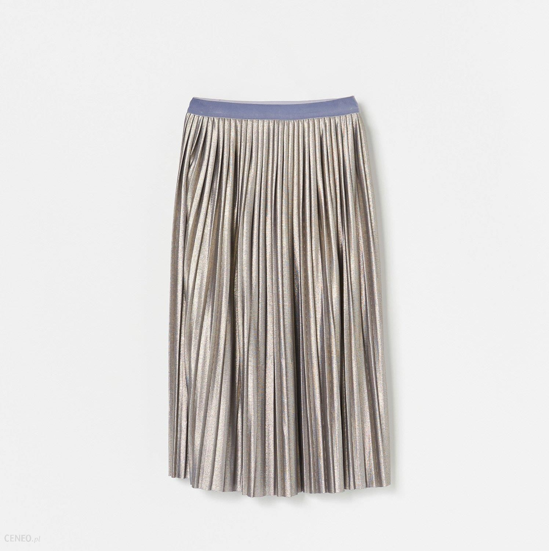 Spodnica plisowana midi Damskie Spódnice midi, porównaj ceny