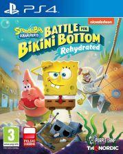 Spongebob Squarepants Battle For Bikini Bottom Rehydrated Gra Ps4 Ceny I Opinie Ceneo Pl