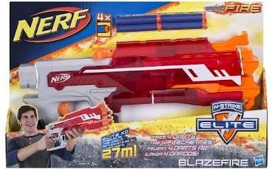 Hasbro Nerf B3575 Blazefire Ceny I Opinie Ceneo Pl