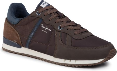Sneakersy WRANGLER Sequoia City WM92140A Navy 016 Ceny i