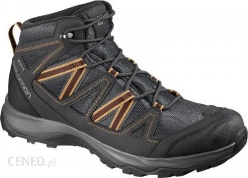 Buty trekkingowe Salomon Leighton Mid GTX MagnetPhantom 409247 Ceny i opinie Ceneo.pl