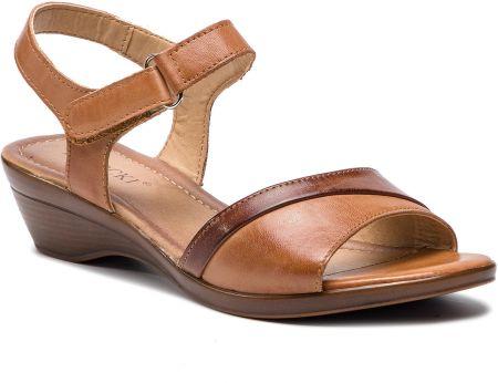 Sandały damskie Lesta 1165 Popielate 02B8 Ceny i opinie