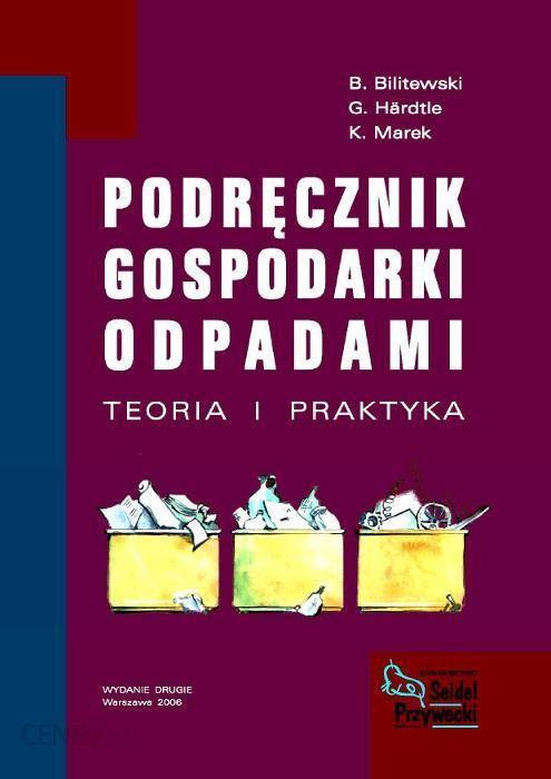 podręcznik gospodarki odpadami teoria i praktyka pdf