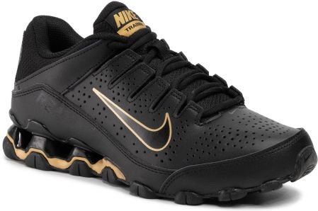 Buty NIKE - Reax 8 Tr 616272 090 Black/Metallic Gold