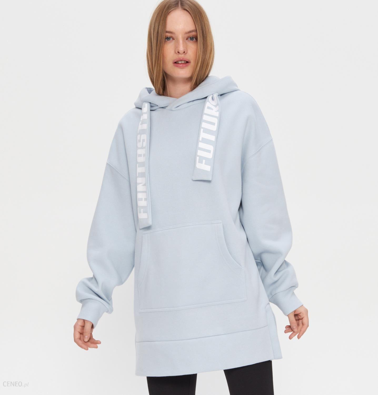 Bluzy damskie Kolor: niebieski, ceny, opinie, sklepy (str. 6