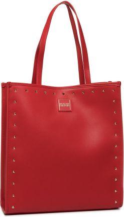 Torba shopper Felice Stella FB36 czerwona