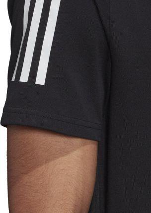 Koszulka męska adidas Condivo 20 Polo czarno-biała ED9249 - Ceny i opinie T-shirty i koszulki męskie ALDP