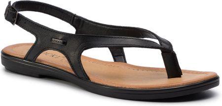 Sandały LASOCKI OCE 1807 18 Black Sandały codzienne